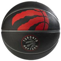 Ballon de basketball Toronto Raptors Courtside de Spalding NBA