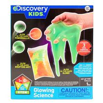 Discovery Kids Glowing Science Kit