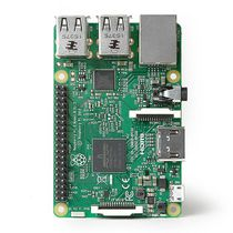 Raspberry Pi™ 3 Model B 1GB Project Board - 83-17300