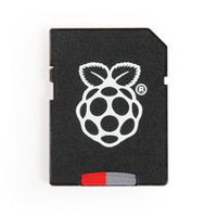 Raspberry Pi™ 16GB NOOBS Operating System MicroSD Card - 83-17305
