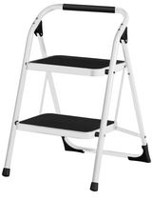 Rubbermaid 3 Step Steel Step Stool With Tray Walmart Canada