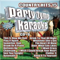 Sybersound - Party Tyme Karaoke: Country Hits 15