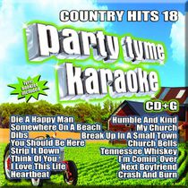 Sybersound - Party Tyme Karaoke: Country Hits 18