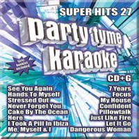 Sybersound - Party Tyme Karaoke: Super Hits 27