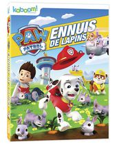Paw Patrol Bunny Trouble DVD - French