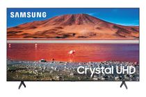"Samsung 55"" Crystal Display 4K UHD SMART TV, UN55TU7000FXZC"