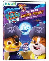 PAW Patrol - Pups and the Ghost Pirate DVD (Bilingual)