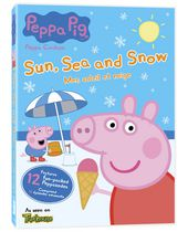 Peppa Pig - Sun, Sea and Snow (Bilingual)