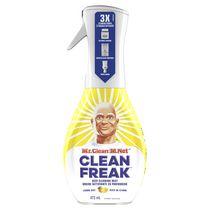 Mr. Clean, Clean Freak Deep Cleaning Mist Multi-Surface Spray, Lemon Zest Scent Starter Kit