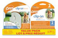 OFF! Clip-On® Value Pack Mosquito Repellent Refill Disks