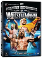 WWE The Greatest Superstars of WrestleMania (DVD) (Anglais)