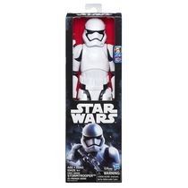 Star Wars The Force Awakens 12-inch First Order Stormtrooper Action Figure