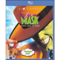 The Mask (Blu-ray) (Platinum Collection)