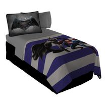 "Batman ""Battle Armor"" Twin/Full Quilt and Sham Set"