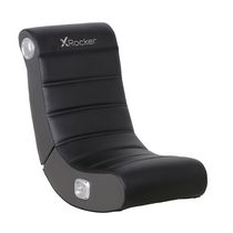 X Rocker Play 2.0 Wired Floor Rocker Gaming Chair - Black