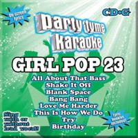 Sybersound - Party Tyme Karaoke: Girl Pop 23