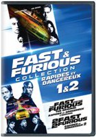 Fast & Furious Collection 1 & 2 (Bilingual)