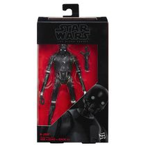Star Wars The Black Series Rogue One K-2So Action Figure