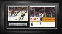 Frameworth Sports Photo encadrée 802 buts Kings Wayne Gretzky, 8 x 10