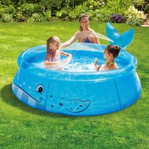 Play Day Whale Quick Set® Pool