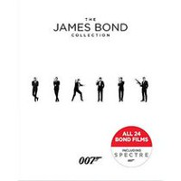La Collection James Bond + 007 Spectre (Blu-ray) (Bilingue)