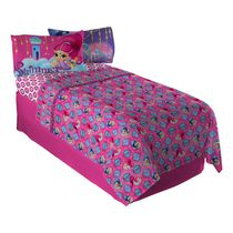Nickelodeon Shimmer & Shine Magical Wonders Twin Sheet Set