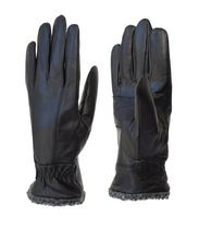 Kodiak Women's Leather Boa Cuff Glove 8