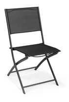 Mainstays Folding Chair Black