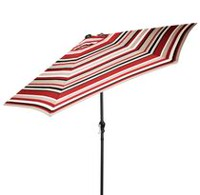 hometrends 9' Tilt Umbrella Multi