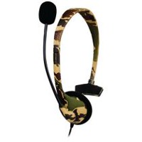 dreamGEAR Broadcaster Camo Headset