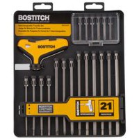 Bostitch Interchangeable T Handle Wrench Set
