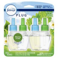 Febreze NOTICEables Dual Refill Morning Walk/Cleansing Rain