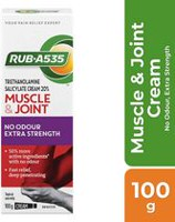 RUB·A535™ Ultra Strength No Odour Cream