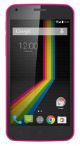 "Polaroid LINK A5 5"" 8GB Unlocked Smartphone Pink"