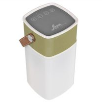 Lava BrightSounds Portable Bluetooth® Speaker Yellow Gold