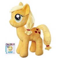 My Little Pony Les amies, c'est magique - Douce peluche Applejack