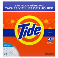 Ultra Tide  Original Scent Powder HE