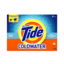 Ultra Tide Fresh Scent Coldwater Laundry Powder