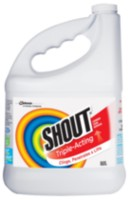 Détachant à lessive ShoutMD Triple Action - 3,8 l