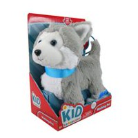 kid connection My Walking Pet Husky Animated Toy