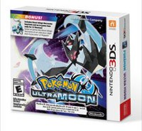 Pokémon Ultra Moon Starter Bundle