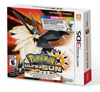 Pokémon™ Ultra Sun Starter Bundle