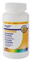 Equate Adults Complete Formula Multivitamin and Mineral Supplement, Value Size