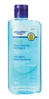 Equate Sensitive Skin Deep Cleaning Astringent