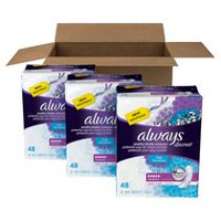 Always Discreet Maximum Regular Length Incontinence Pads