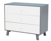 Shermag Grayson Three-Drawer Dresser