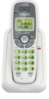 Vtech CS 6114 White Cordless Phone with Caller ID
