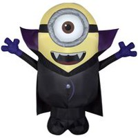 Minions Inflatable Decorative Gone Batty
