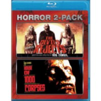 Rob Zombie Double Feature: Devil's Rejects / House Of 1000 Corpses (Blu-ray)