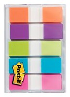 Languettes Post-itMD en couleurs assorties